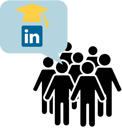 LinkedIn People Icon