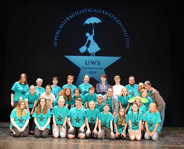 UW-Superior Summer Theatre Camp 2018