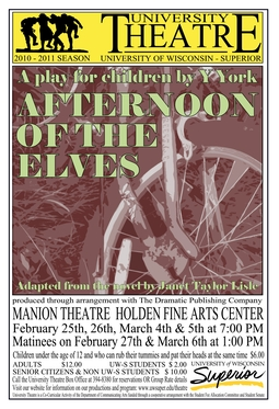 Afternoon of the Elves Poster