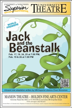 Jack and the Bean Stalk Poster