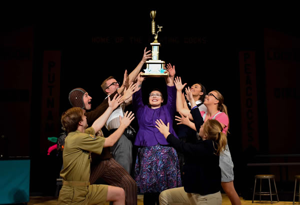 Putnam County Spelling Bee Stage Photo 1