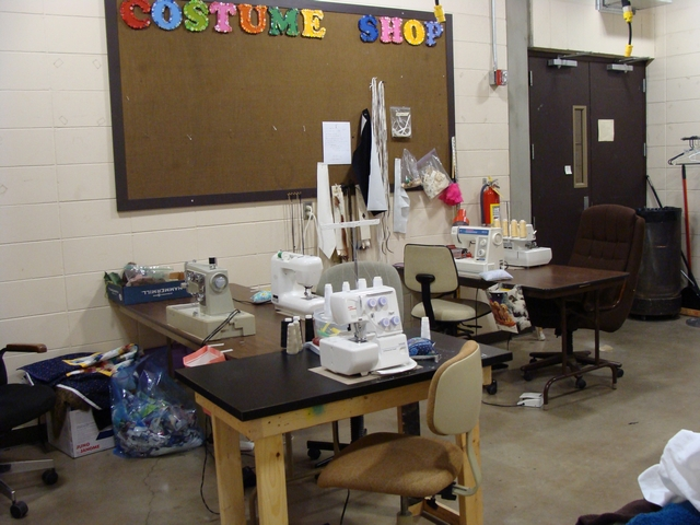 Costume Shop & Make-up