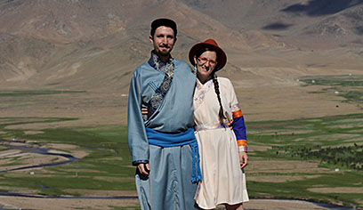 A musical mission in Mongolia