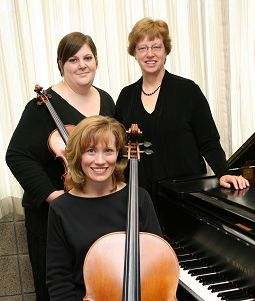 Trillium Piano Trio - Music Department - UW-