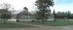 Photo of the Greenhouse at UW-Superior