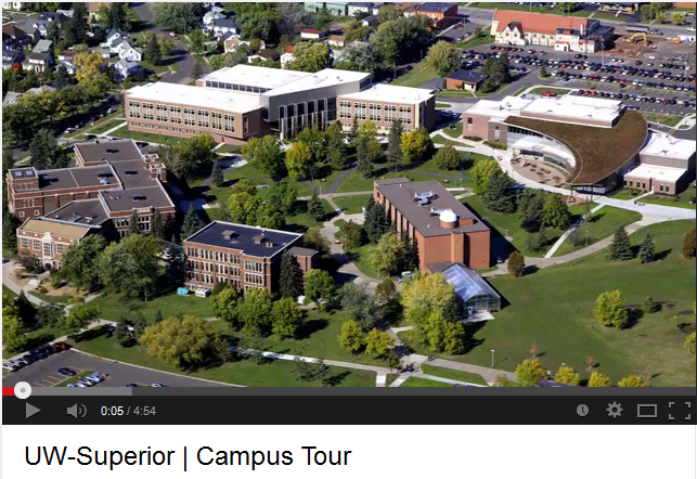 Campus Tour video