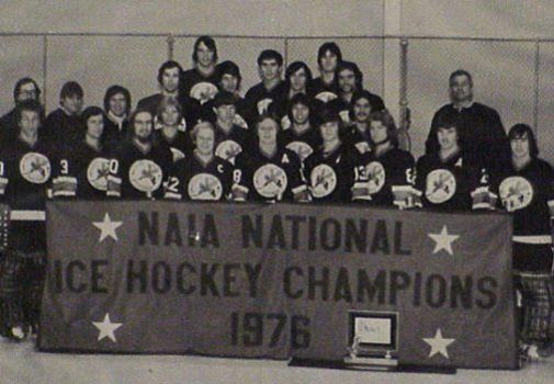 Hockey, Mens - 1976