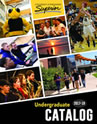 2017-2019 Undergraduate Catalog Cover