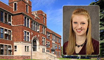 UW-Superior student receives Campus Compact fellowship
