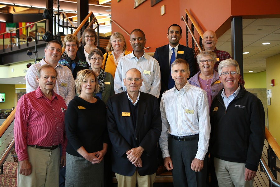 UW-Superior Foundation Board