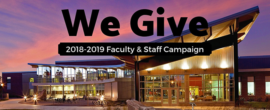 2018-2019 Faculty & Staff Campaign