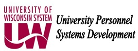 University Personnel Systems Development