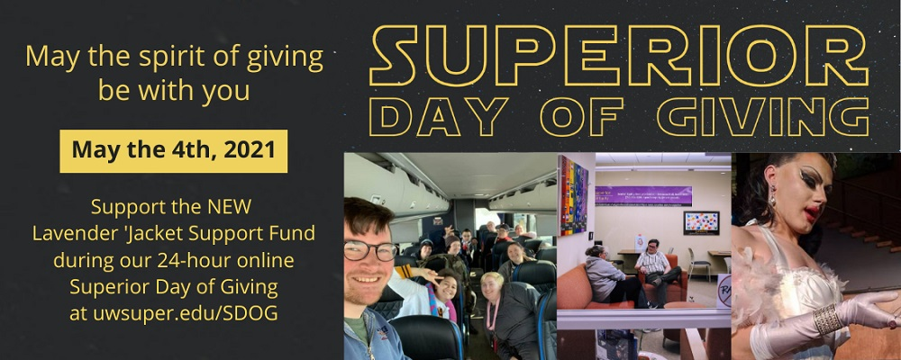 Superior Day of Giving at the GERC