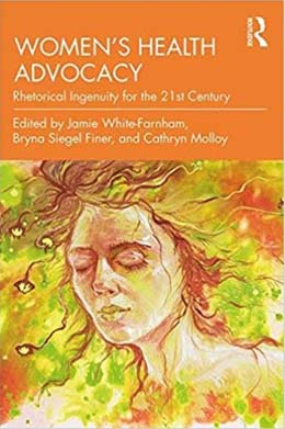 Women's Health Advocacy book