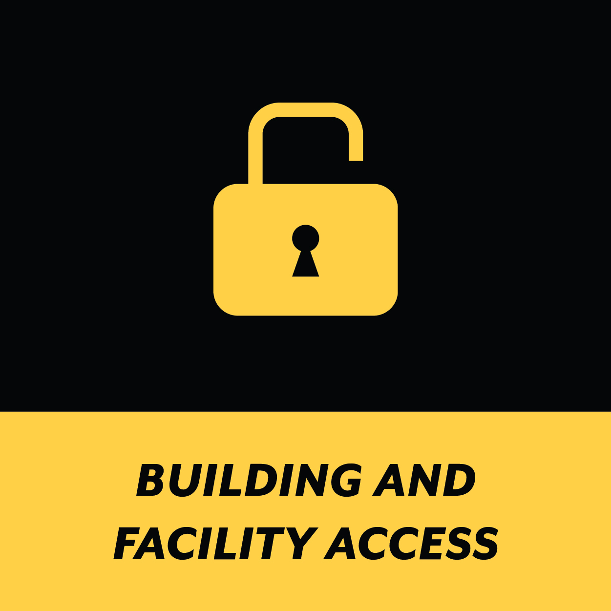 Building and Facility Access