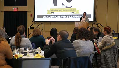 UW-Superior Celebrates Tenth Anniversary of Academic Service-Learning