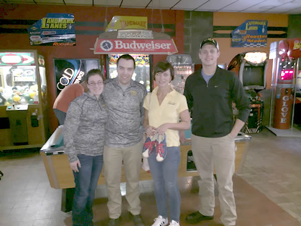 Criminal Justice Student Association (CJSA) Bowls for Nationals
