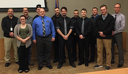UW-Superior Criminal Justice Concentration majors have a new pre-professional learning opportunity with the Duluth Police Department through the UW-Superior-DPD Mentor Program.