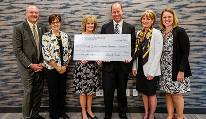 UW-Superior Foundation receives $100,000 gift