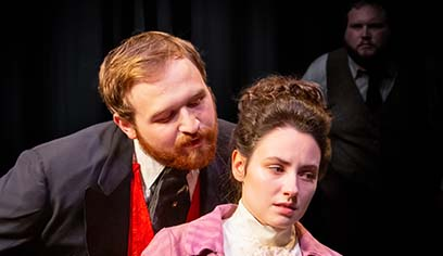 Theatre to present Victorian thriller 'Gaslight'