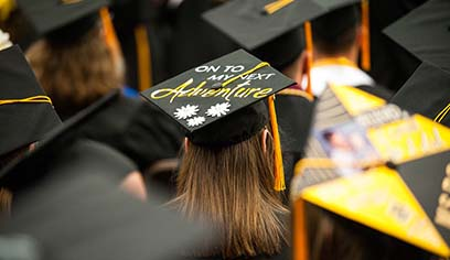 More than 500 students graduate from UW-Superior