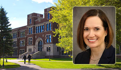 The University of Wisconsin-Superior has named Sarah Libbon its new Associate University Relations Specialist.