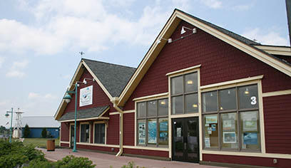 The public is invited to the grand opening of the Lake Superior Estuarium on Saturday, Sept. 30, from 11 a.m. to 7 p.m. at 3 Marina Drive on Barker's Island in Superior.