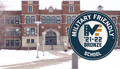 UW-Superior designated a Military Friendly School for 12 consecutive years