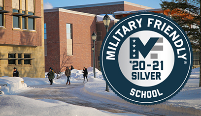 UW-Superior designated a Military Friendly® School for 11th consecutive year