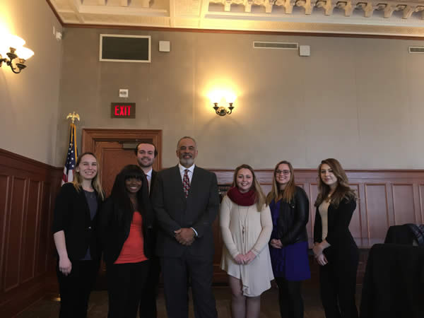 Pre Law Society sponsors Minnesota Supreme Court visit