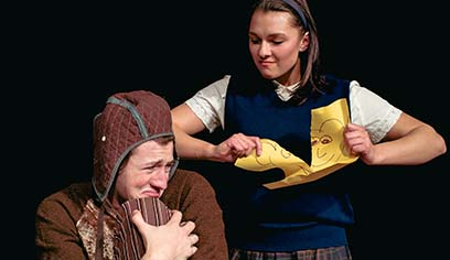 Theatre presents 'The 25th Annual Putnam County Spelling Bee'