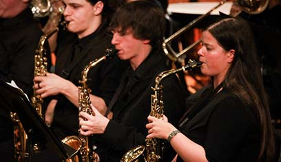 The UW-Superior Music Department presents its Symphonic Band Concert on Tuesday, April 23, at 7:30 p.m. in UW-Superior's Thorpe Langley Auditorium.