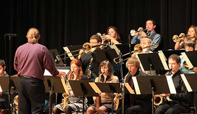 UW-Superior will host many of the best high school musicians from throughout the Northland for the Tri-State Jazz Festival on Tuesday, Oct. 8. The day will conclude with a public concert at 7 p.m. in Thorpe Langley Auditorium.