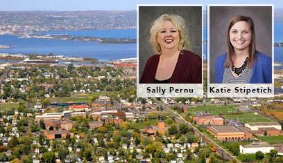 Spooner, Wis., Elementary School teacher Katie Stipetich will be recognized for her excellence as an early career educator, and Superior Middle School Special Education teacher Sally Pernu will be recognized for her outstanding work with pre-service teachers.