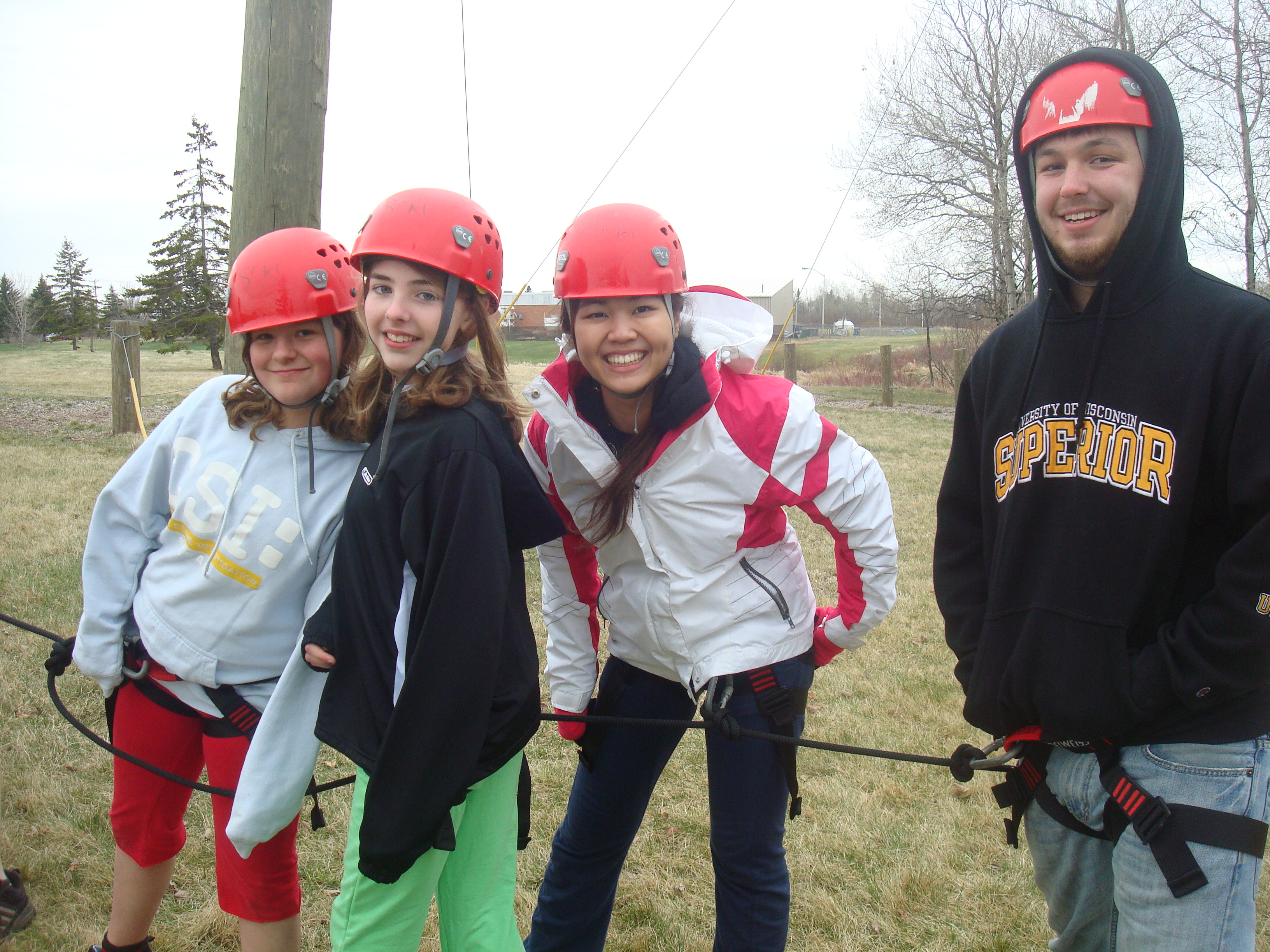 Challenge Ropes Course
