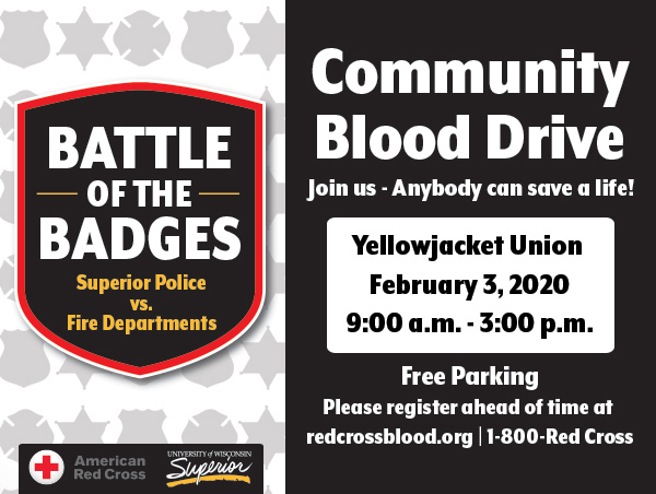 Battle of the Badge Blood Drive