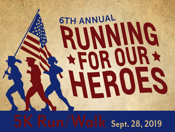 Running for Our Heroes 5K
