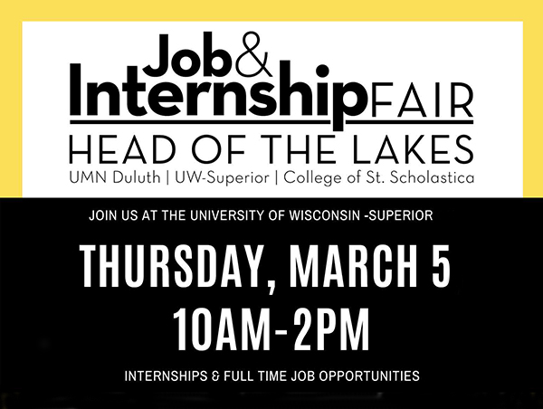 Head of the Lakes Job and Internship Fair