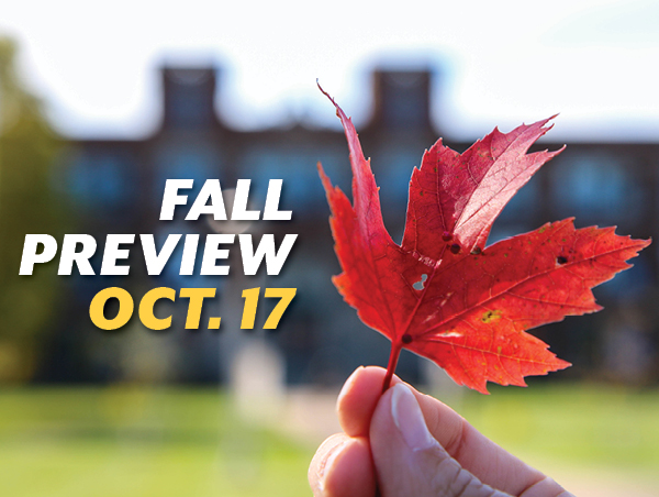 Fall Preview October 17