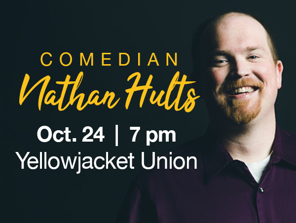 YAC Comedy with Nathan Hults