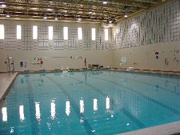 UW-Superior's Indoor Pool