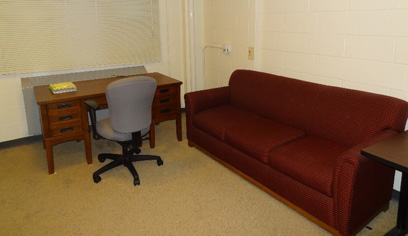 Faculty in Residence study area
