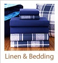 linen and bedding