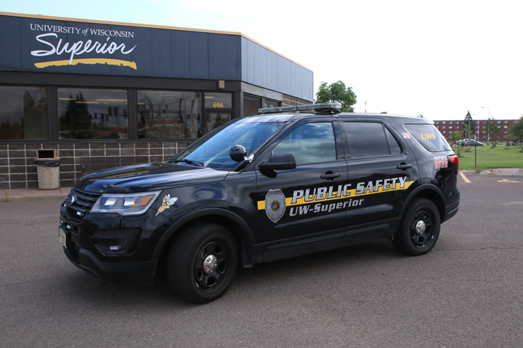 UW-Superior Campus Safety Department (police and security)