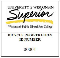 Bicycle Registration Sample
