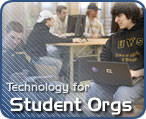 Technology Services for Student Organizations