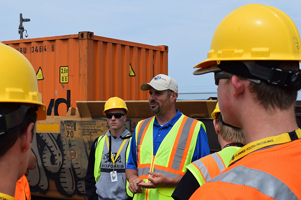 Rail and Intermodal Summer Youth Program with Michigan Tech2