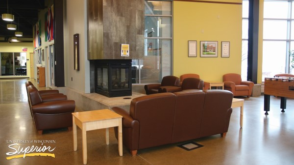 Couches in Yellowjacket Union