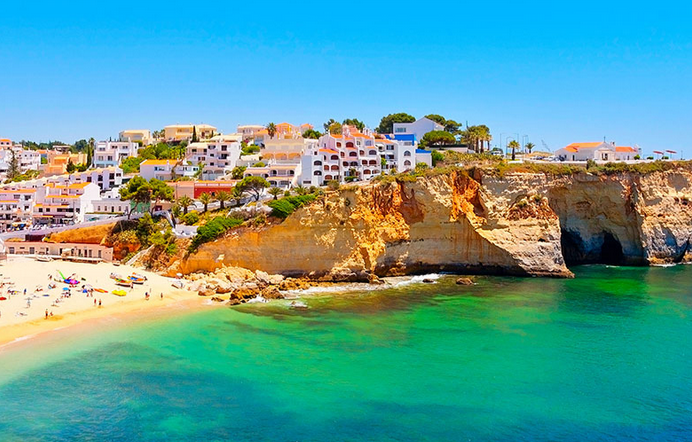Sunny Portugal: Estoril Coast, Alentejo and Algarve