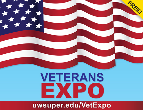 Veterans Expo Placard (no date)